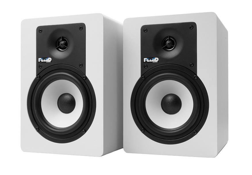 enceintes de monitoring actives de 5 avec bluetooth fluid audio bt5 et c5bt audiofanzine. Black Bedroom Furniture Sets. Home Design Ideas