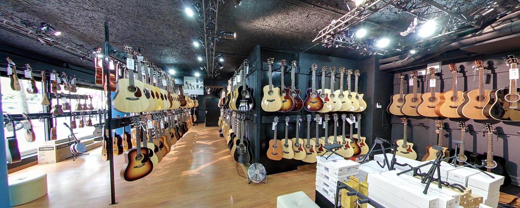 Avis Woodbrass - magasin de musique à Paris - Audiofanzine