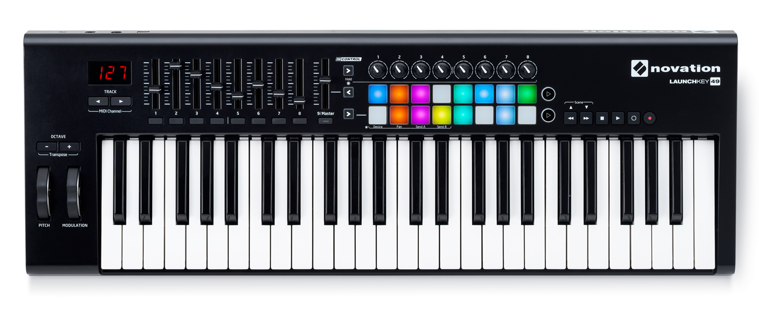 Novation Reveals Launchkey Controller For Mac and iPad | macOS Audio
