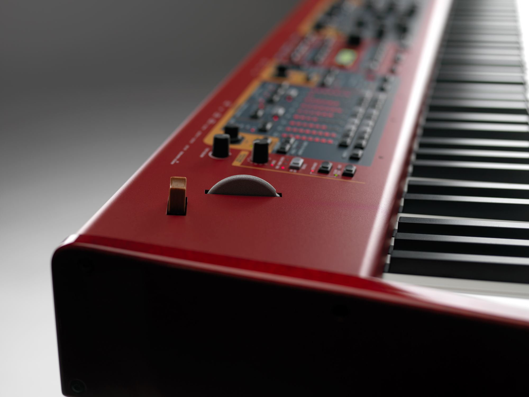new clavia nord stage 2 ex digital synthesizer keyboards audiofanzine. Black Bedroom Furniture Sets. Home Design Ideas