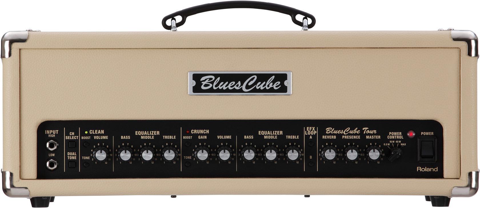 Roland Blues Cube Tour Head Cabinet410 Et Artist 212 Guitar 58 W Audio Power Amplifier