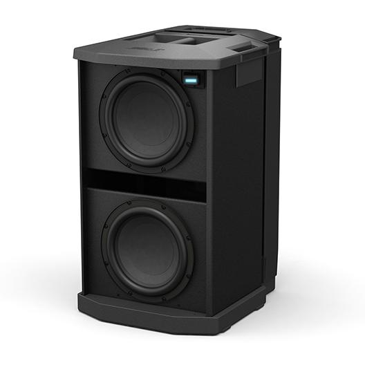 bose pr sente la s rie d 39 enceintes d 39 array portables amplifi es f1 audiofanzine. Black Bedroom Furniture Sets. Home Design Ideas