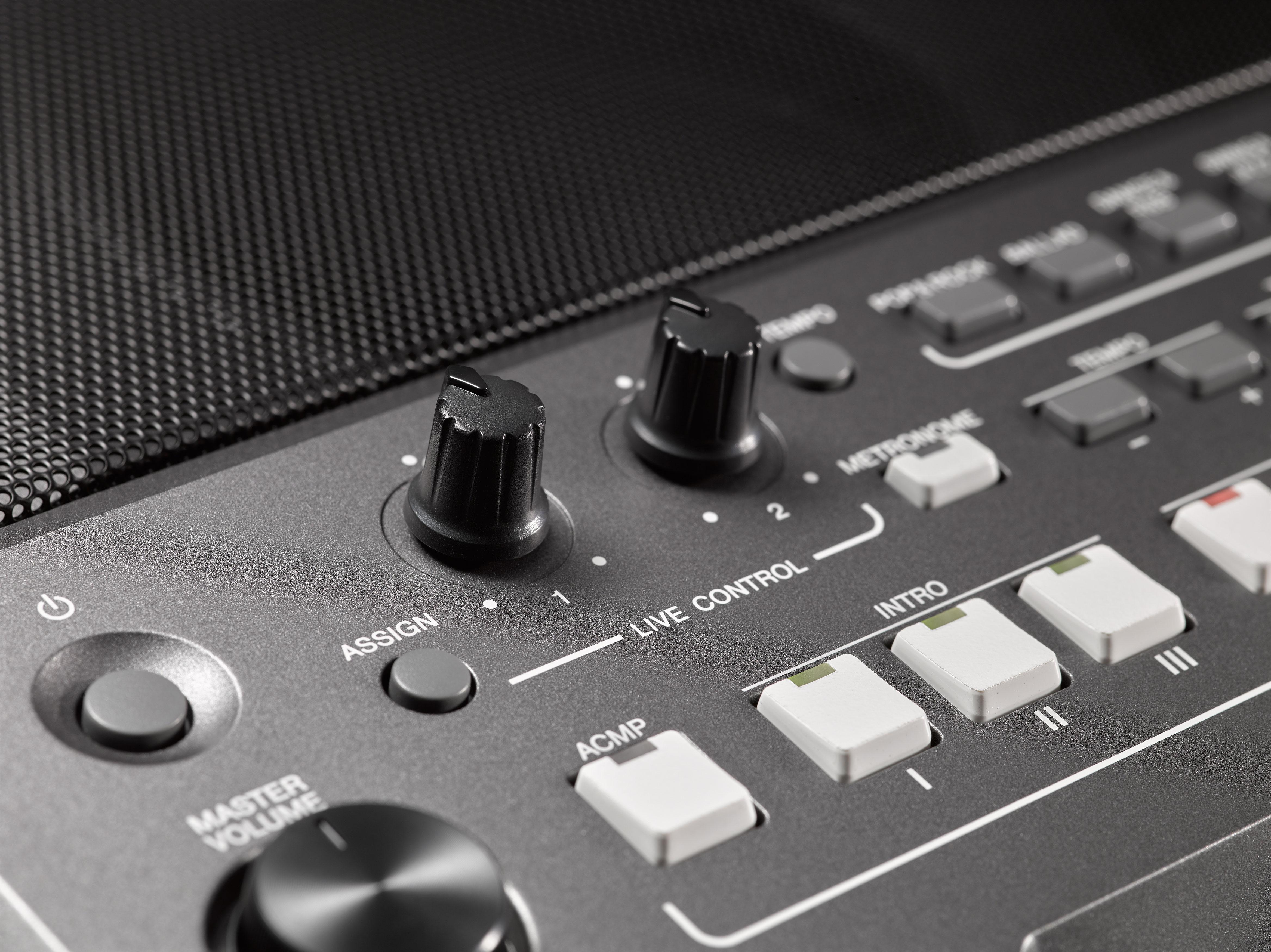 New Yamaha PSR-S670, PSR-S770 and PSR-S970 arranger