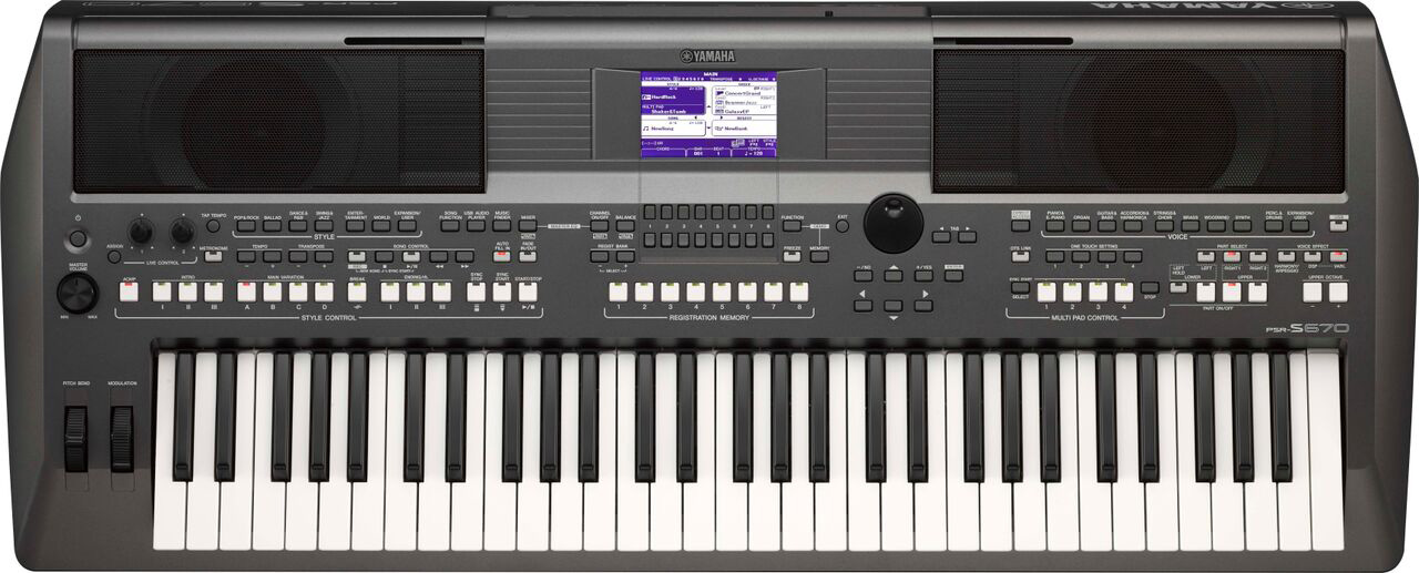 new yamaha psr s670 psr s770 and psr s970 arranger. Black Bedroom Furniture Sets. Home Design Ideas