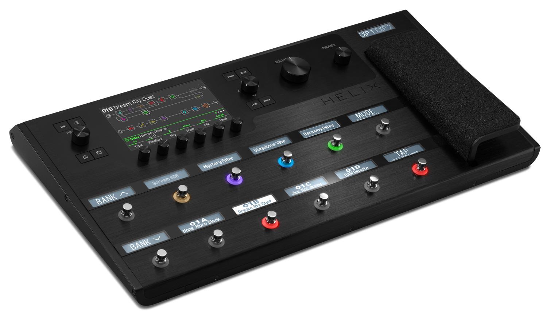 line 6 introduces helix digital multi effect processors for guitar audiofanzine. Black Bedroom Furniture Sets. Home Design Ideas