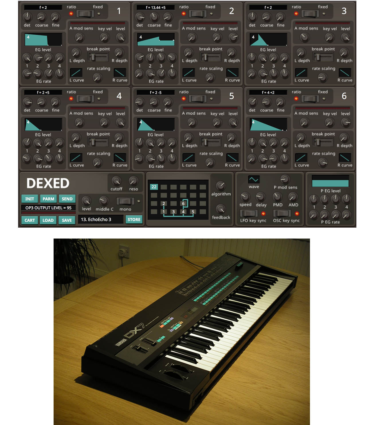 5 freeware vintage-synth-emulation plug-ins - Audiofanzine