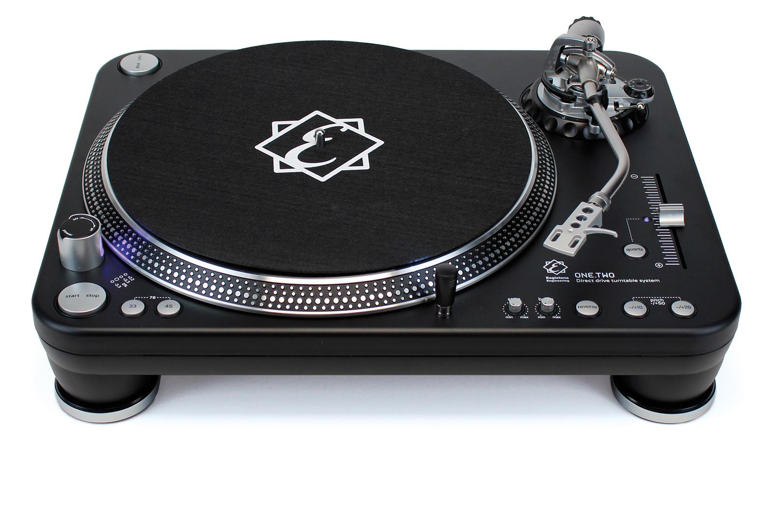 woodbrass lance la platine vinyle usb pour dj eagletone onetwo audiofanzine. Black Bedroom Furniture Sets. Home Design Ideas