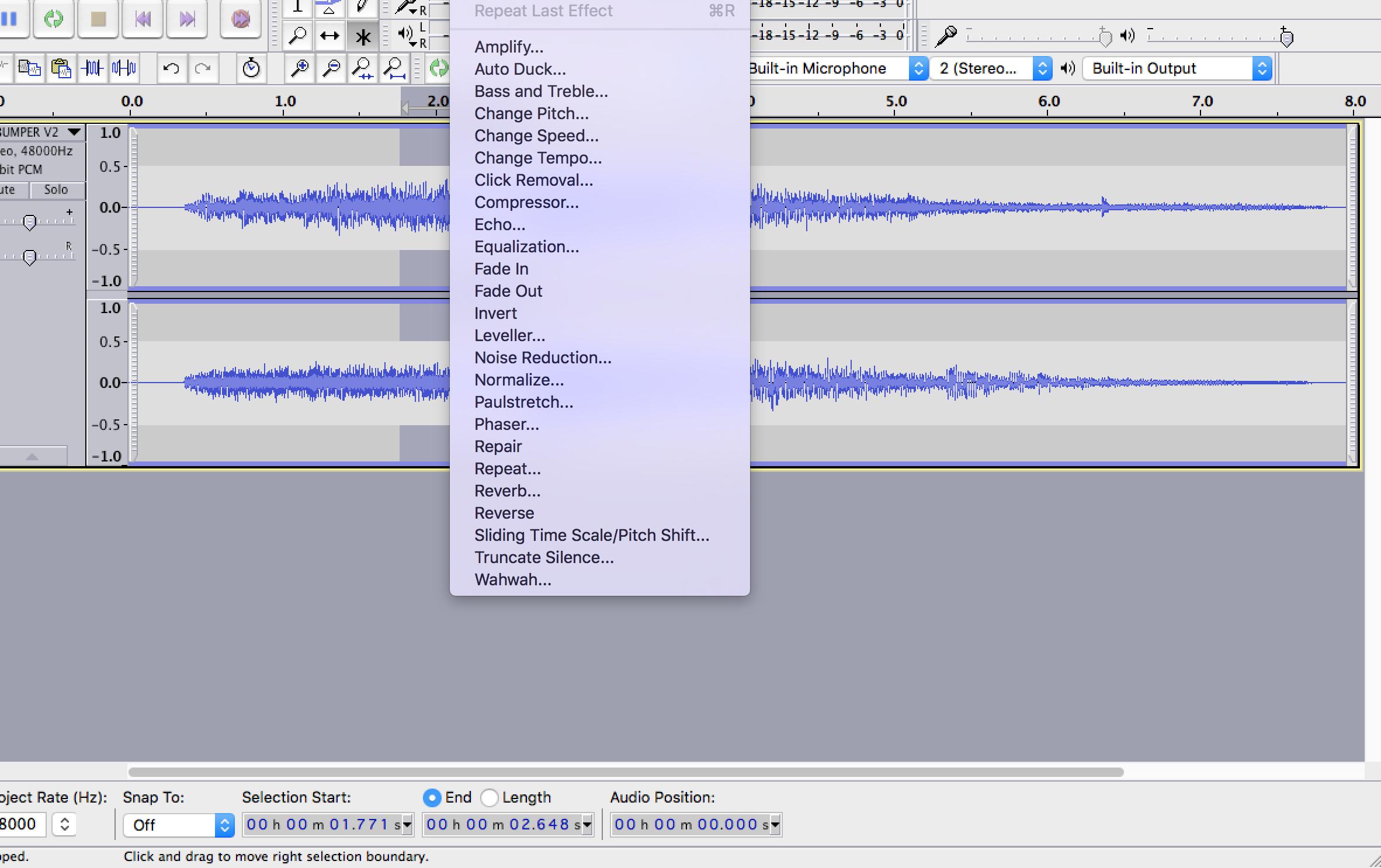Why You Need a Dedicated Digital Audio Editor - Audiofanzine