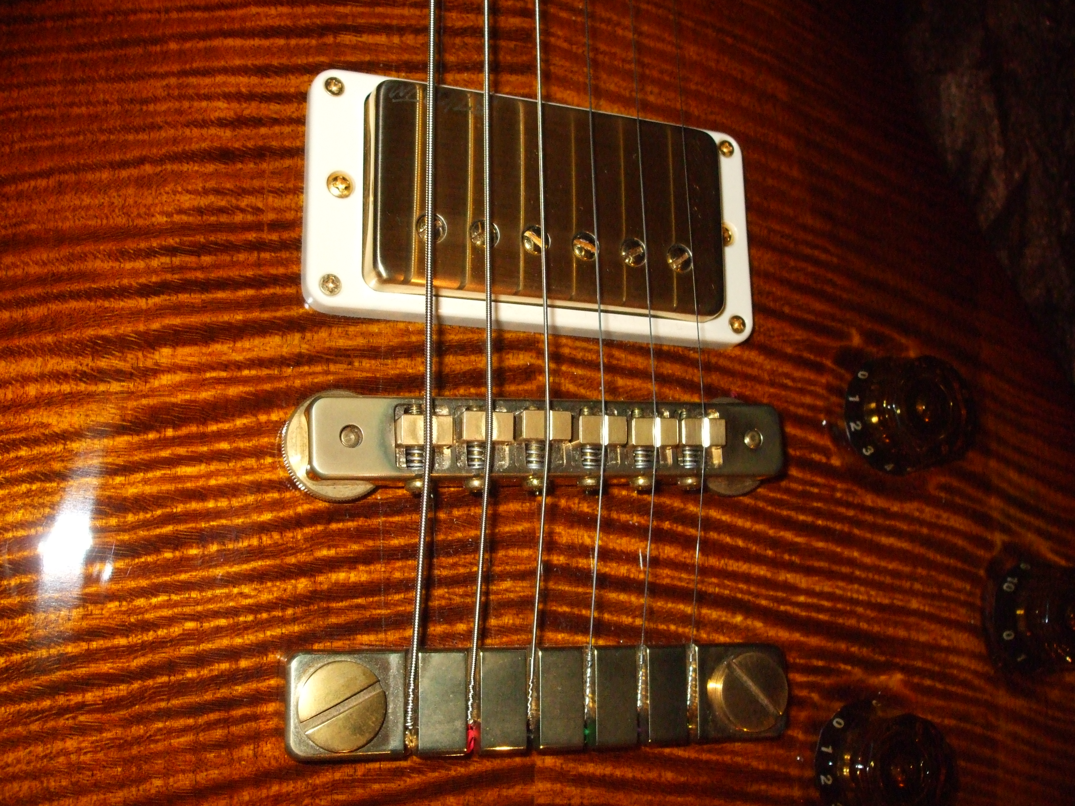 Gibson les paul standard 2012 image 1348451 audiofanzine for Yamaha cp50 review