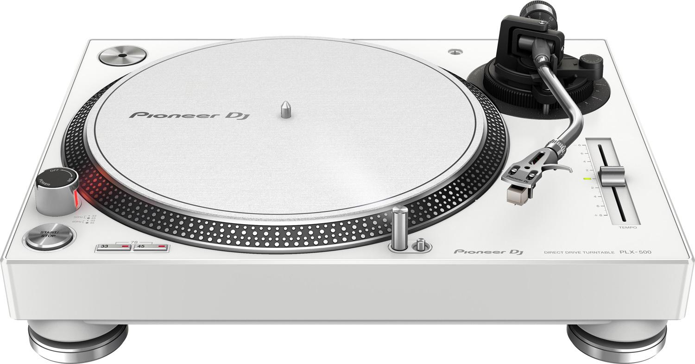platine vinyle entrainement direct pioneer plx 500 avec. Black Bedroom Furniture Sets. Home Design Ideas
