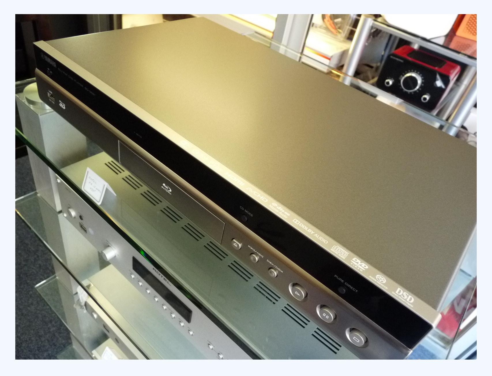 yamaha bd s681 lecteur blu ray audio video passion. Black Bedroom Furniture Sets. Home Design Ideas
