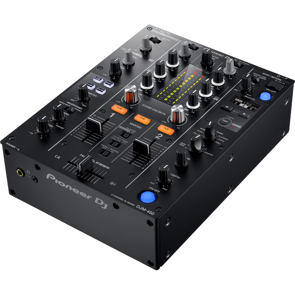 table de mixage usb pioneer