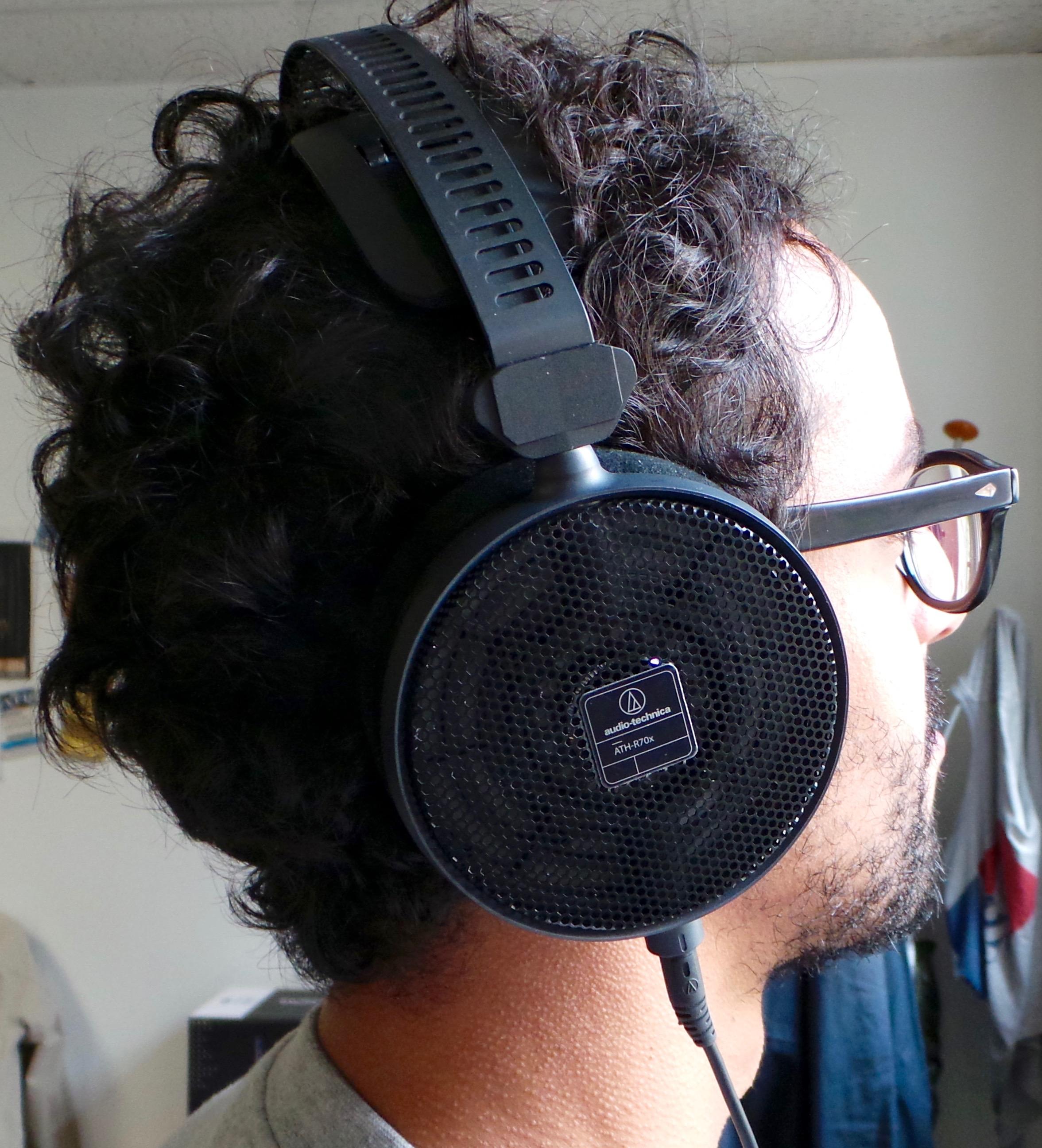 Test Du Casque De Studio Ouvert Audio Technica Ath R70x Pour Le