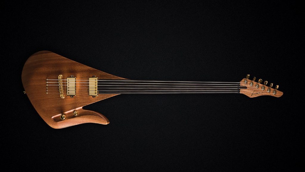 news lava guitars lance sa ligne de guitares drop