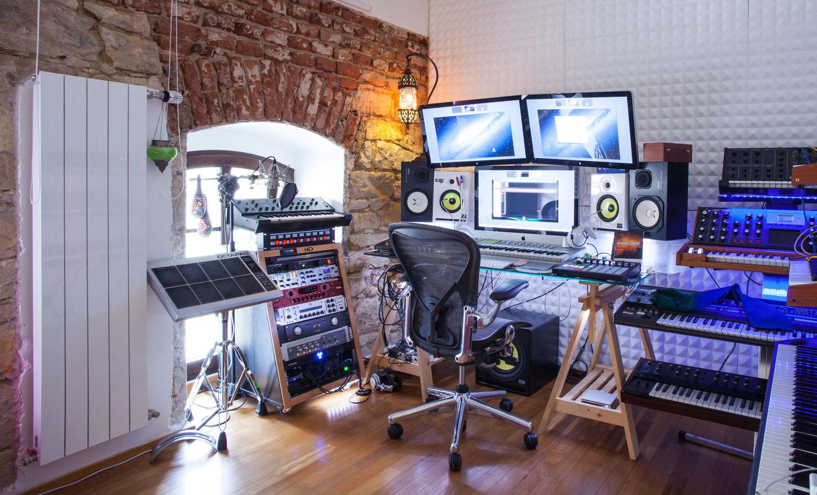 Viter les bruits et les nuisances sonores lors de l for Construire un studio de musique