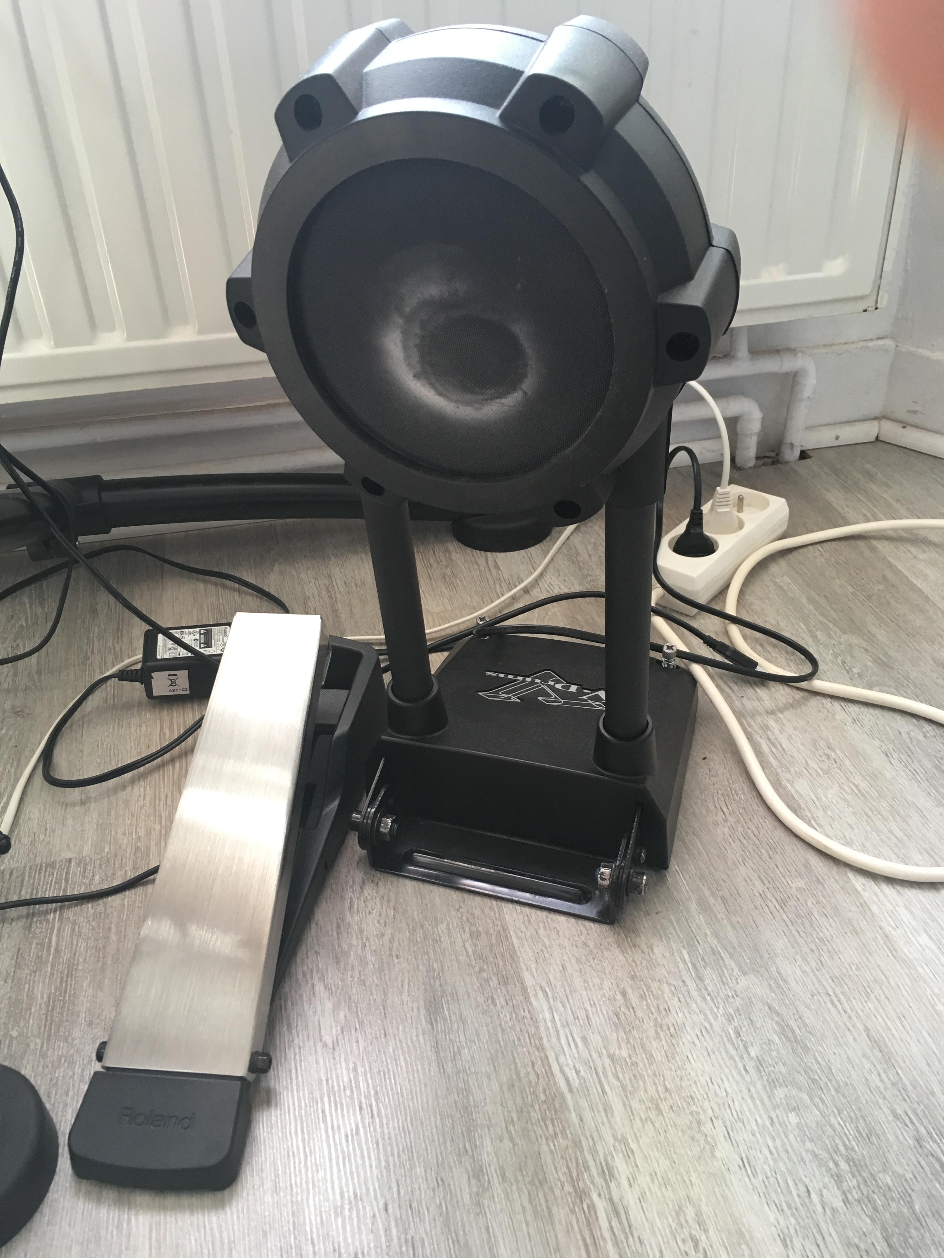 roland td 1kv image 1762926 audiofanzine. Black Bedroom Furniture Sets. Home Design Ideas