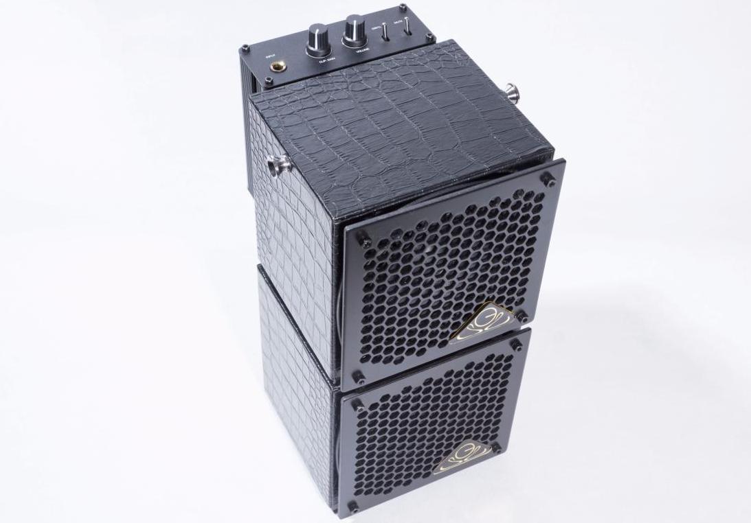 guitar sound systems sort le mini stack nomade pour guitares 25g200slp audiofanzine. Black Bedroom Furniture Sets. Home Design Ideas