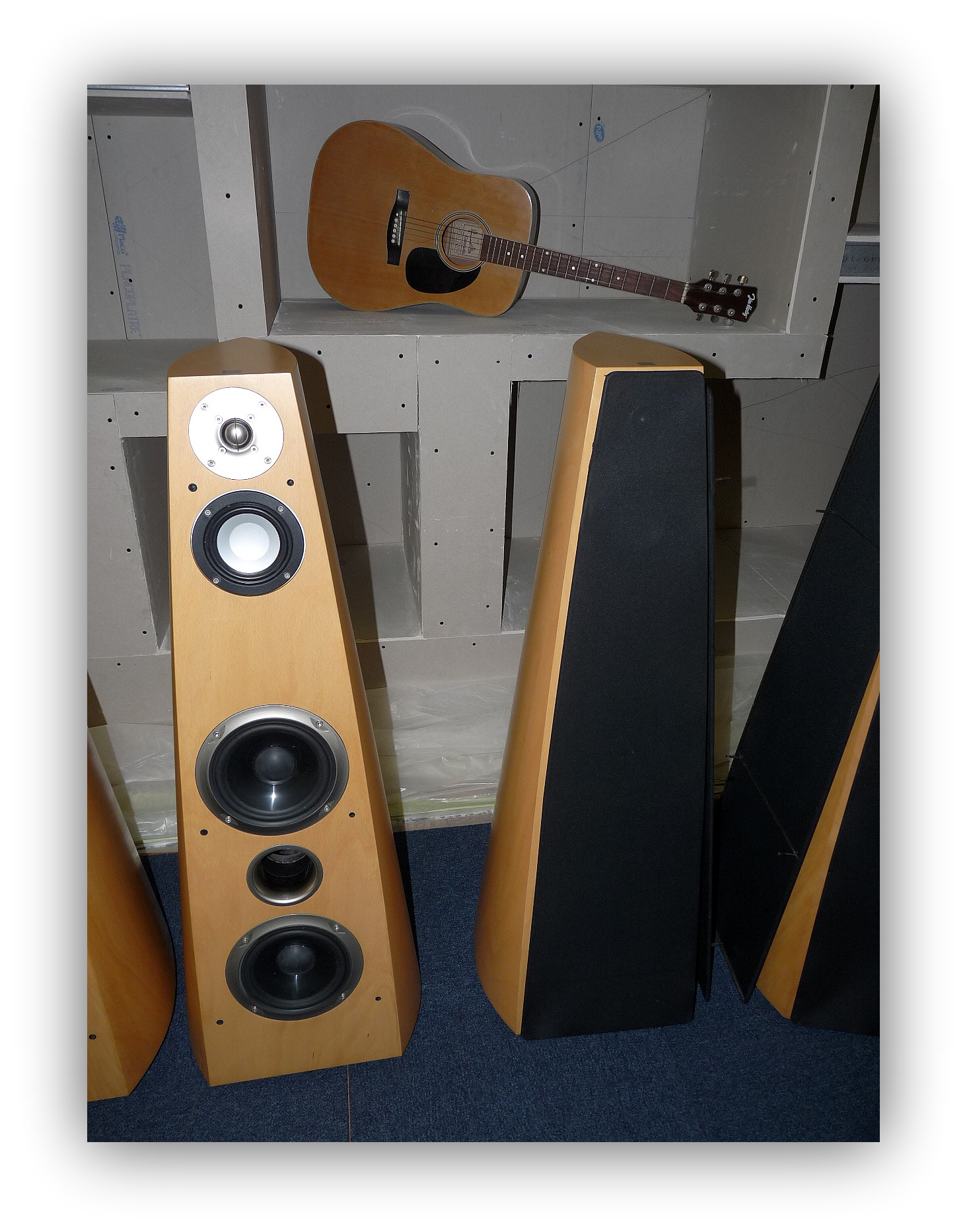 jbl ti 6k une belle occasion audio video passion. Black Bedroom Furniture Sets. Home Design Ideas
