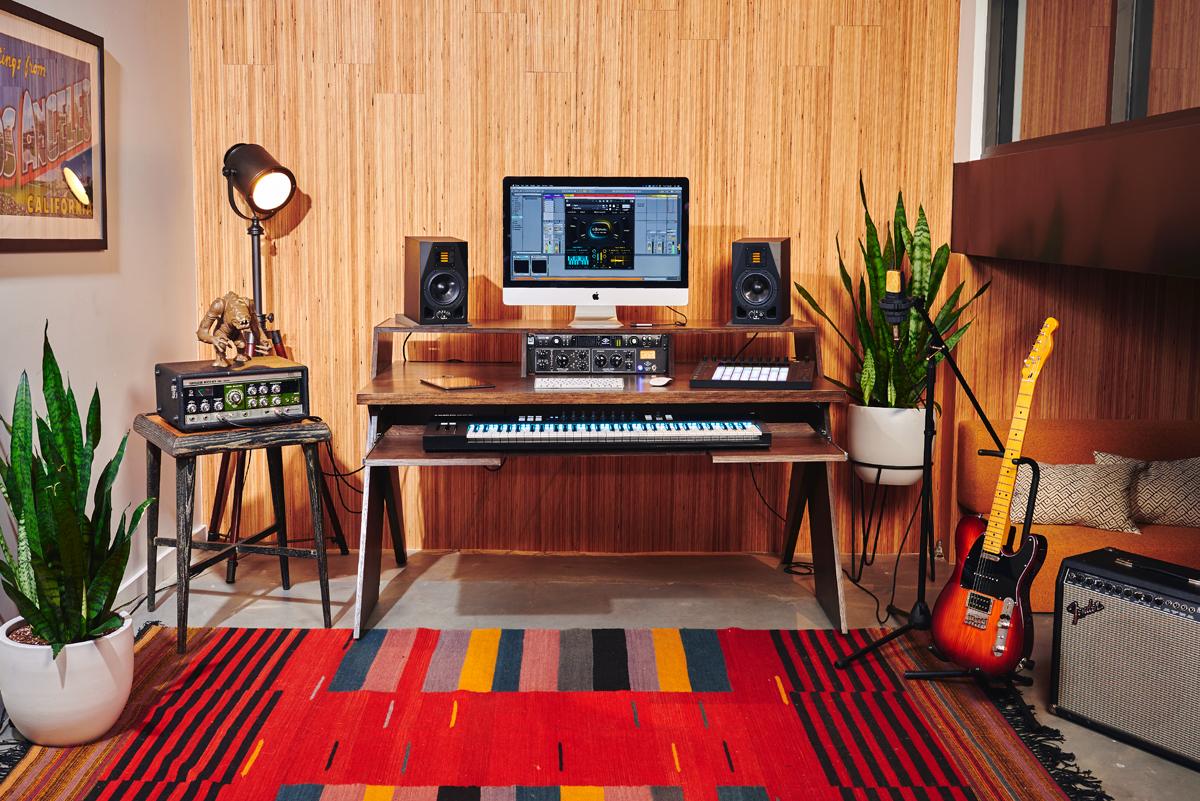 Mao installation et aménagement d un home studio jeux de cordes