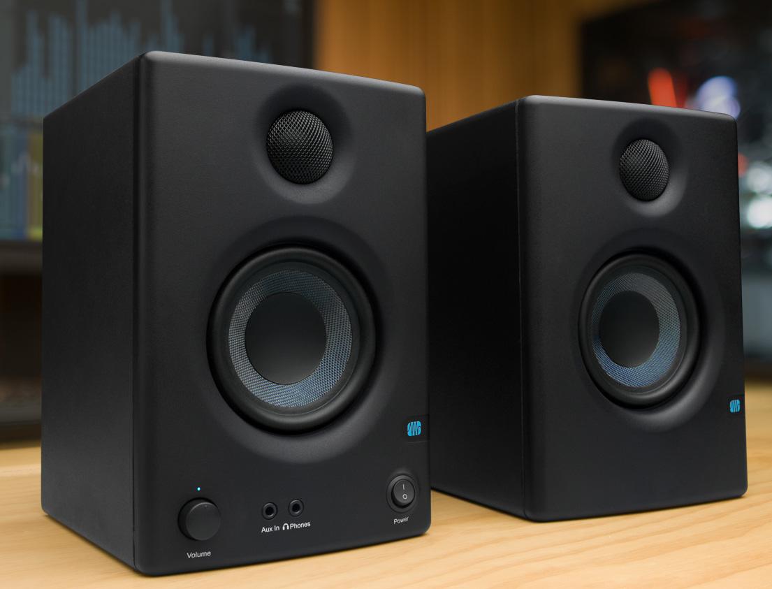 Enceintes De Monitoring Amplifi 233 Es Pour Le Home Studio