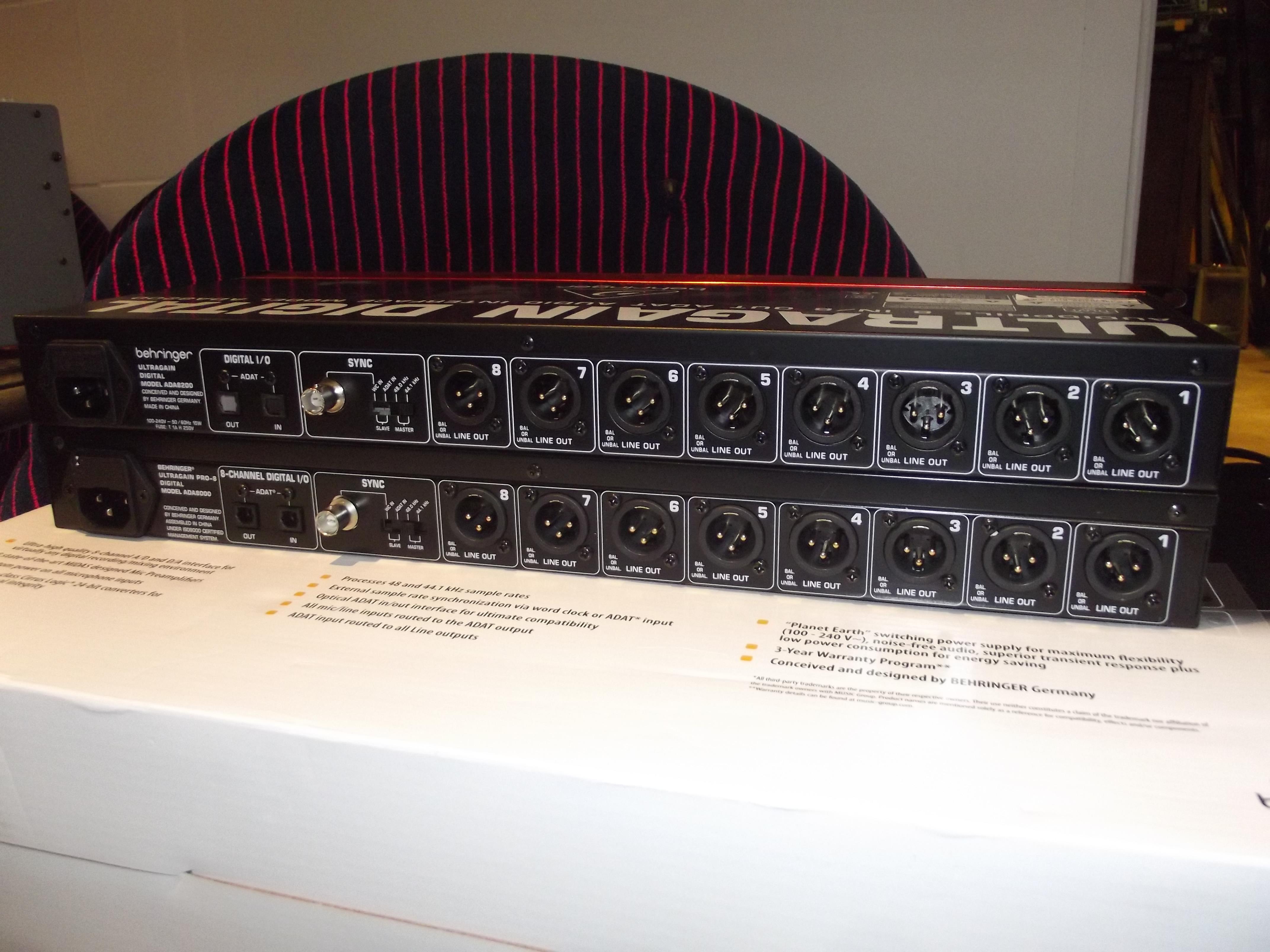 Console de mixage behringer numerique ddx3216 centre audiofanzine - Console numerique behringer ...