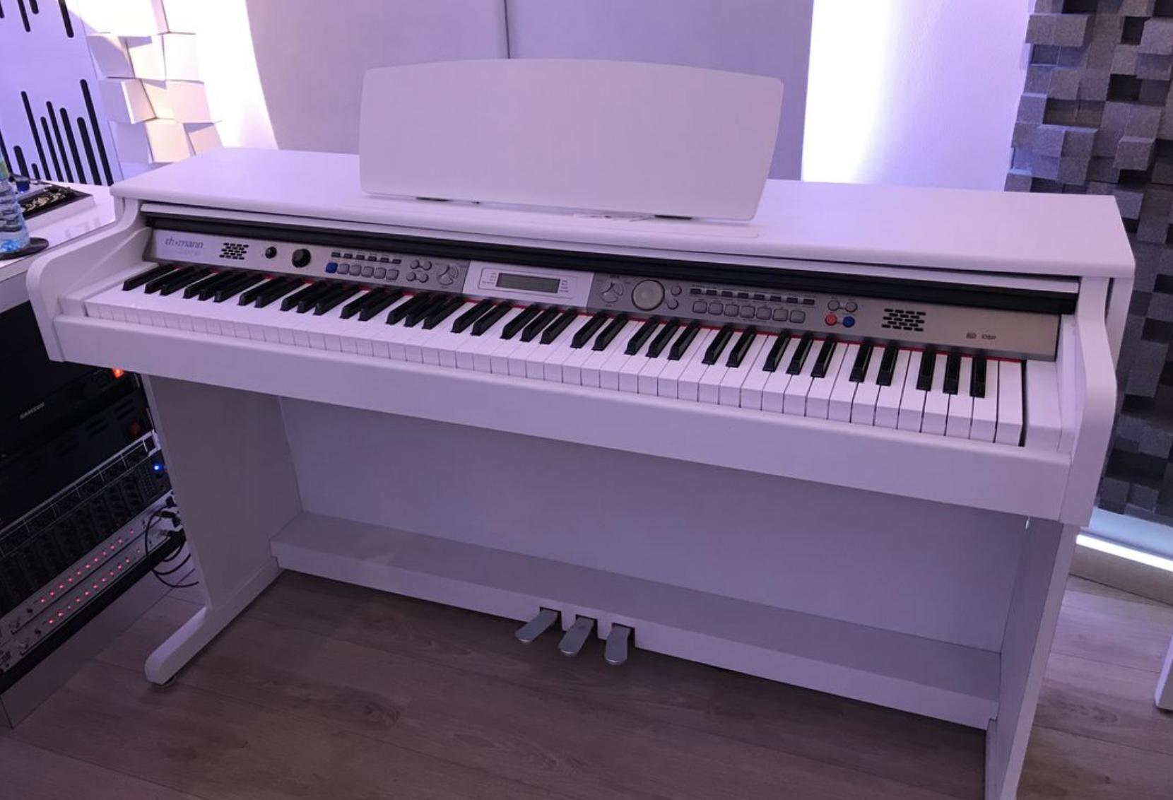 piano num rique thomann dp 30 et tabouret rh ne alpes. Black Bedroom Furniture Sets. Home Design Ideas