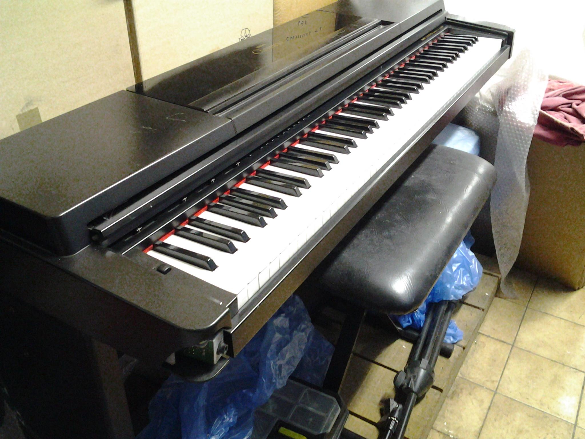 Clavinova yamaha clp 650 ile de france audiofanzine for Yamaha clavinova clp 350