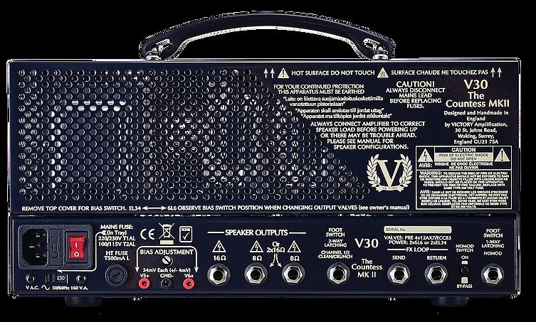 Victory Pr 233 Sente Le V30 Mkii Audiofanzine