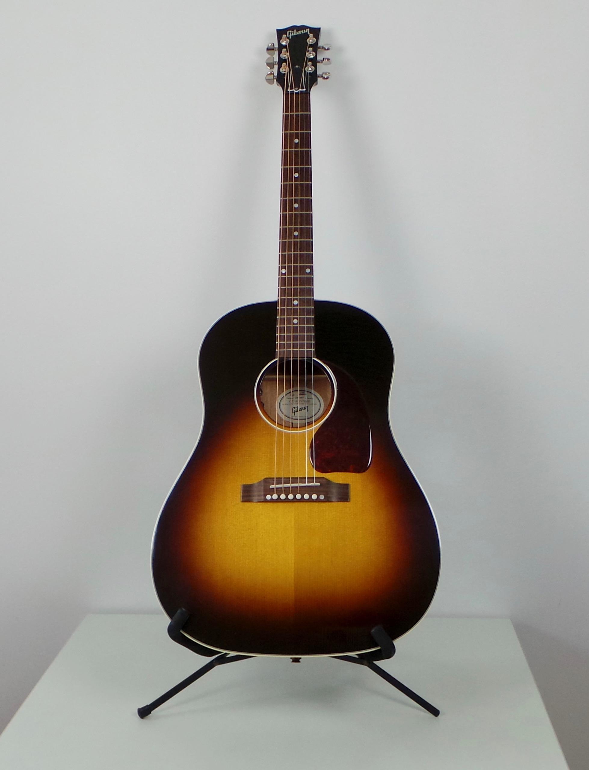 Guitars & Basses Acoustic Guitars Gibson Gibson J-45 Std 2018 Last Style