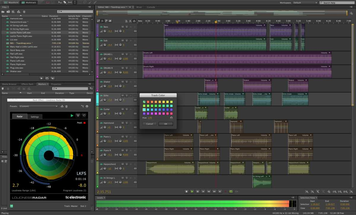 The top commercial audio editing software for 2018 - Audiofanzine