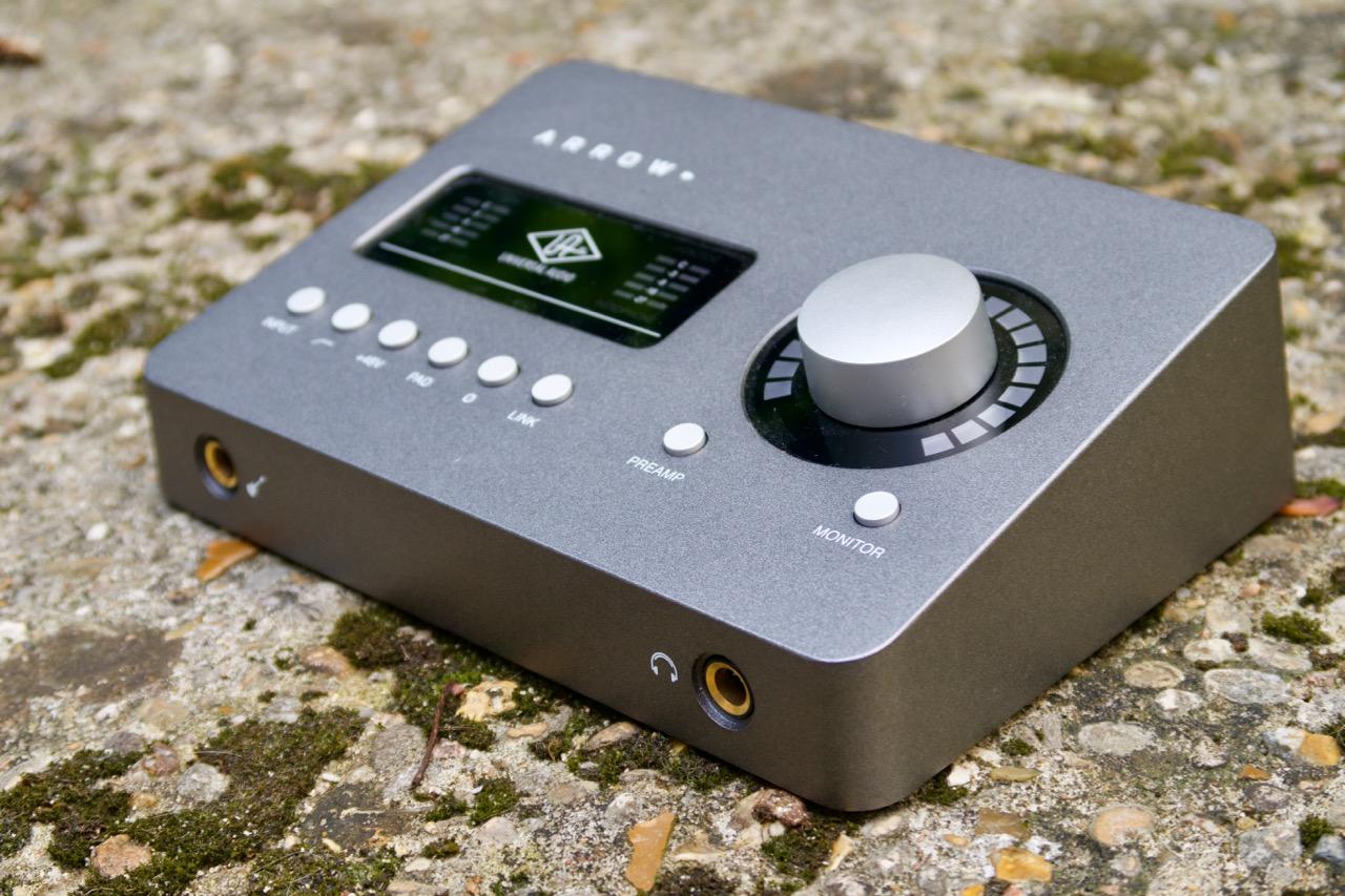 Test de l'interface audio numérique Thunderbolt 3 Arrow de