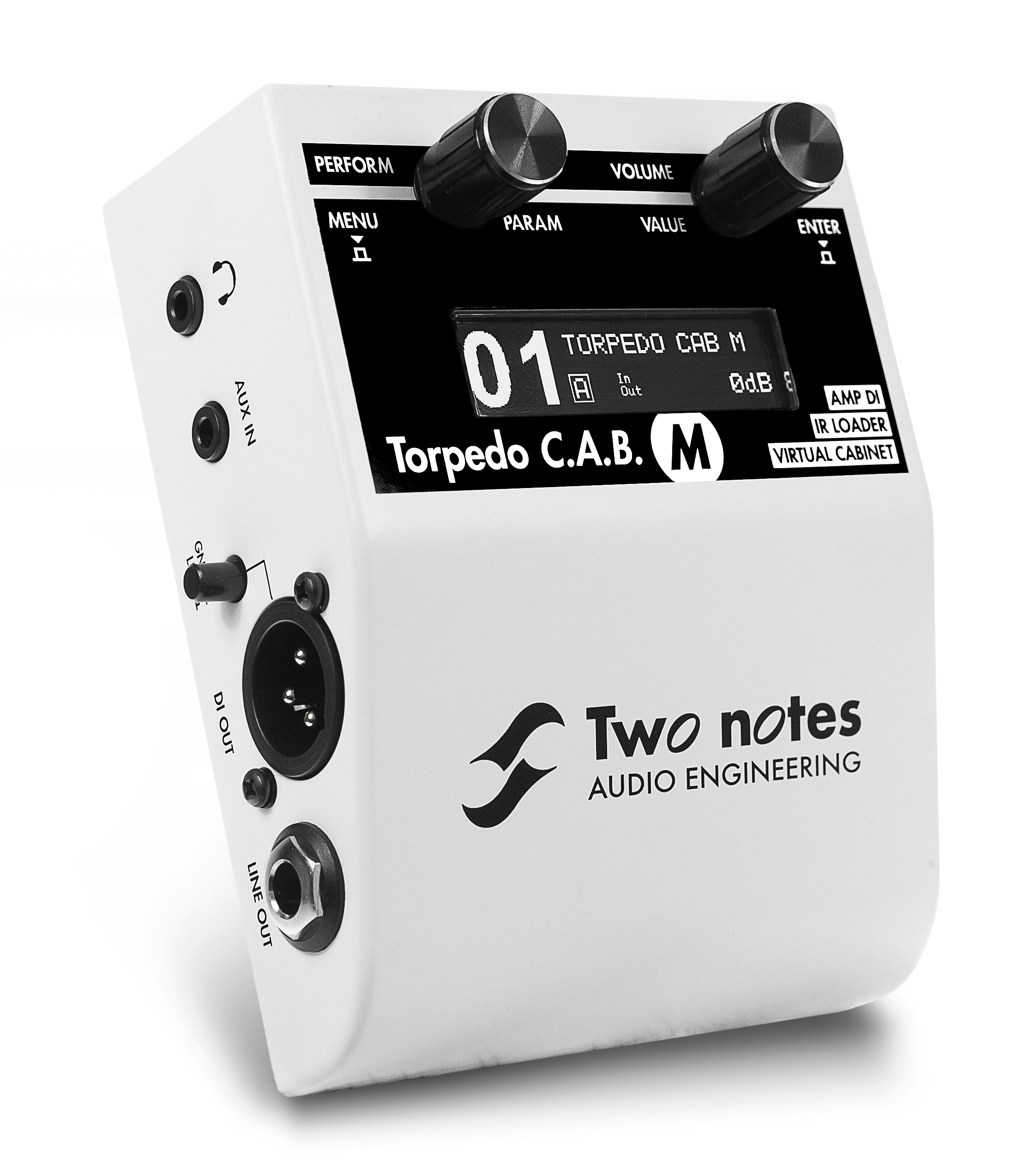 Two Notes Audio Engineering Torpedo C.A.B. M (NAMM 2019