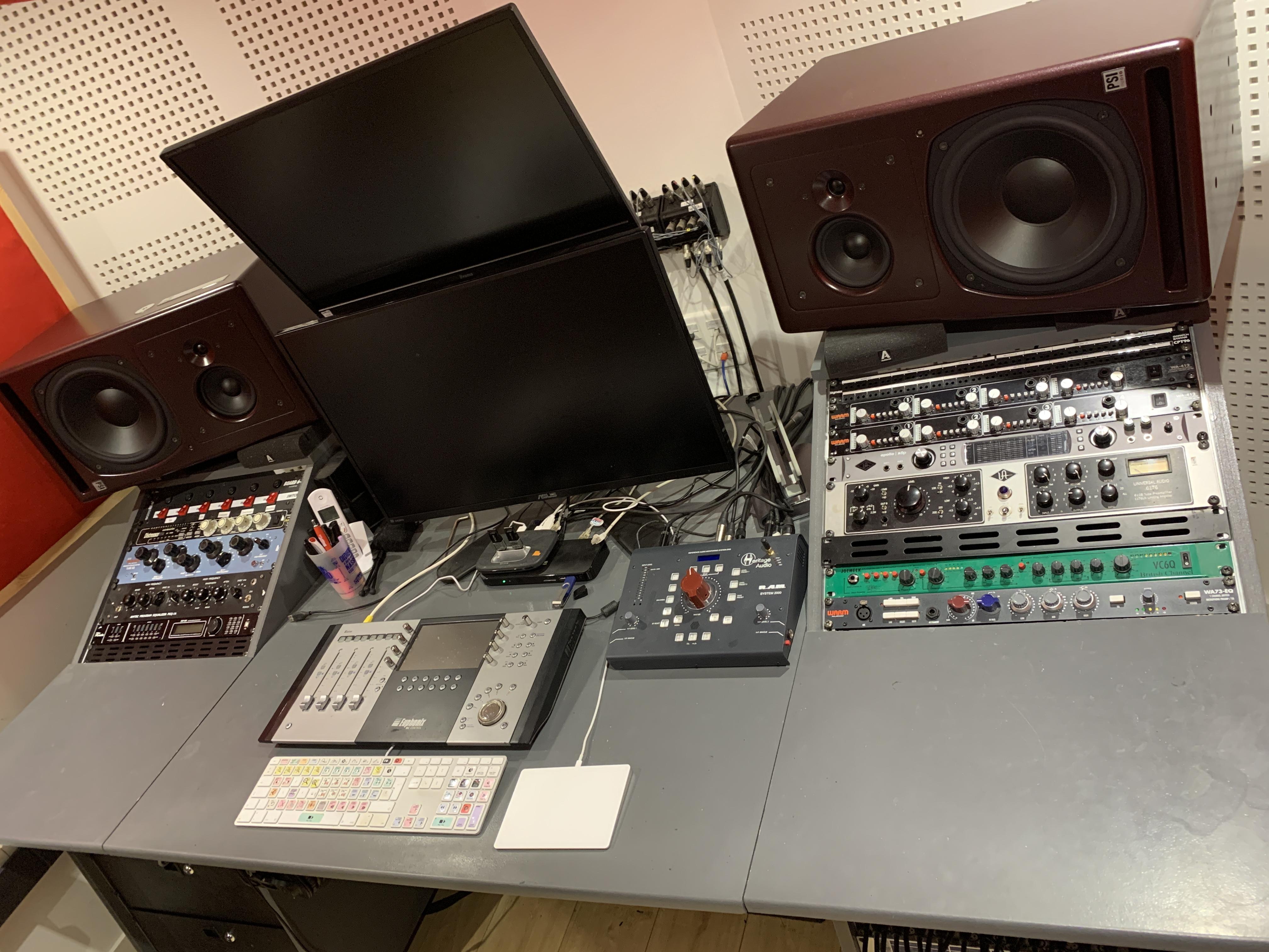 Meuble Studio Fait Maison Franche Comte Audiofanzine