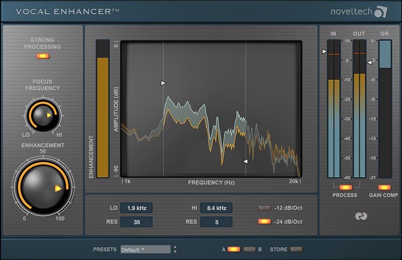 DL Noveltech Vocal Enhancer Reempacar A Mac OS X 10 13 High Sierra