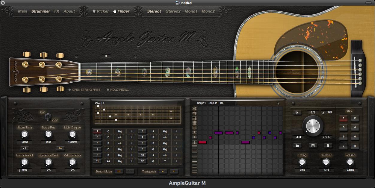 ample sound models a martin d 41 acoustic guitar news audiofanzine. Black Bedroom Furniture Sets. Home Design Ideas