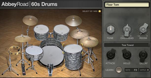 the best drum vst plug ins audiofanzine. Black Bedroom Furniture Sets. Home Design Ideas