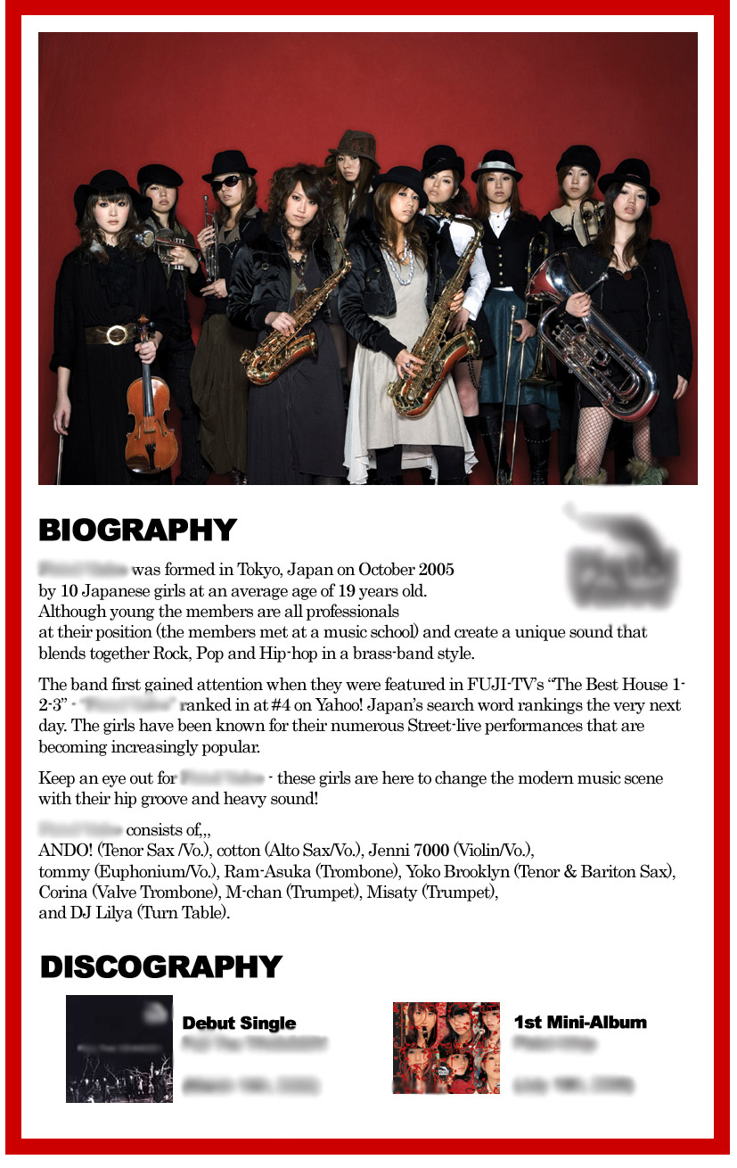 Music artist bio template solo artist website templates music wix band epk template contegri com pronofoot35fo Choice Image