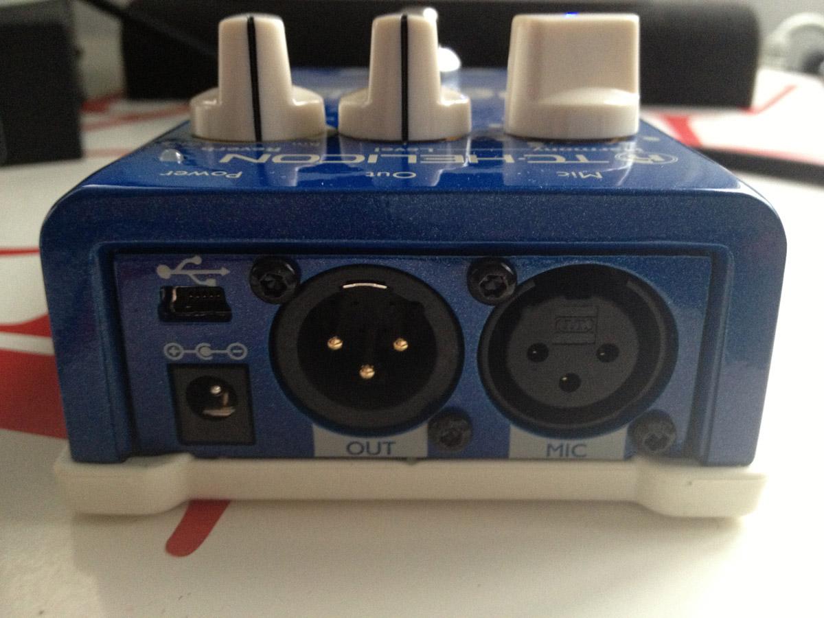Tc Helicon Harmony Singer Test Pocket Harmonies Audiofanzine Pedal Wiring Diagram