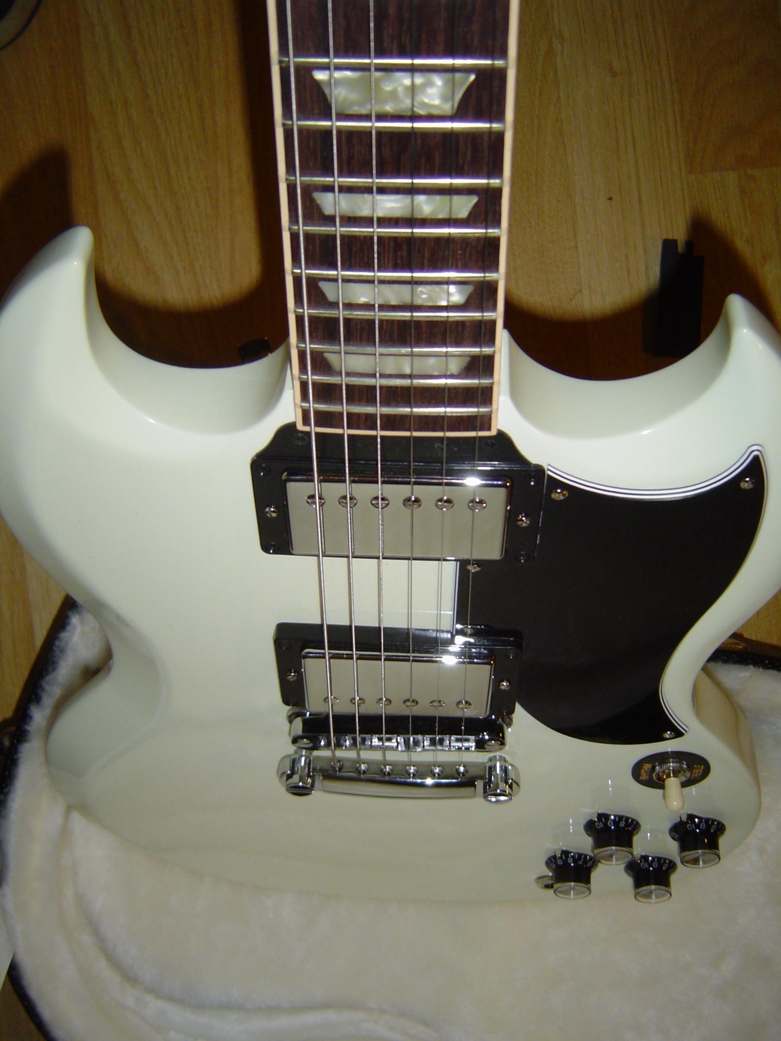 premiere note guitare