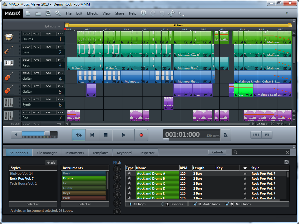 Magix Music Maker Download Crack For Mac/Win | SoftLatic