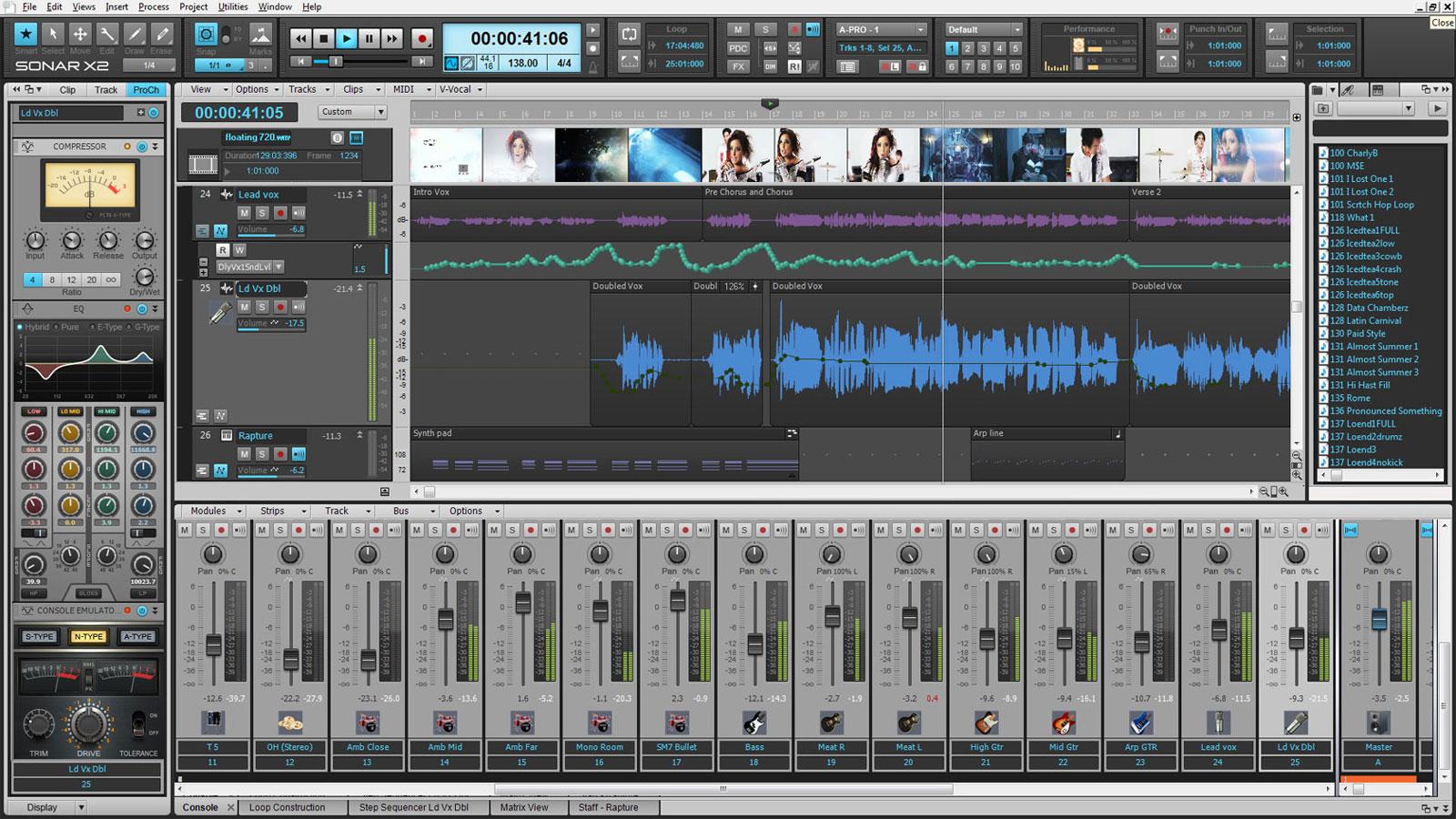 The Top Audio/MIDI Sequencers - Audiofanzine