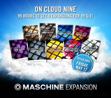 Native Instruments Conant Gardens Expansion For Maschine Free Download