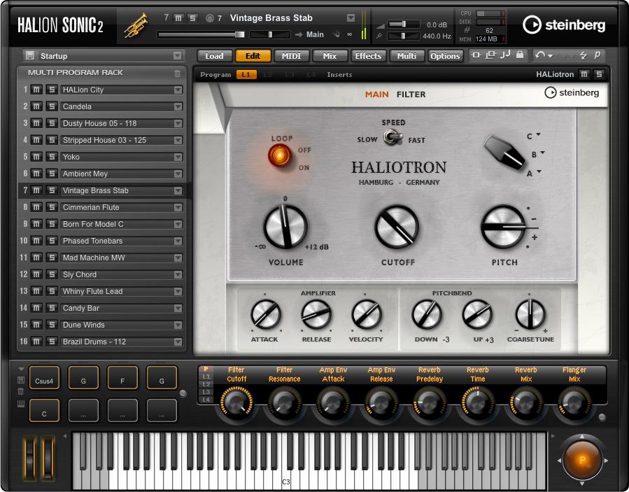 Steinberg launches HALion 5 and HALion Sonic 2 - Audiofanzine