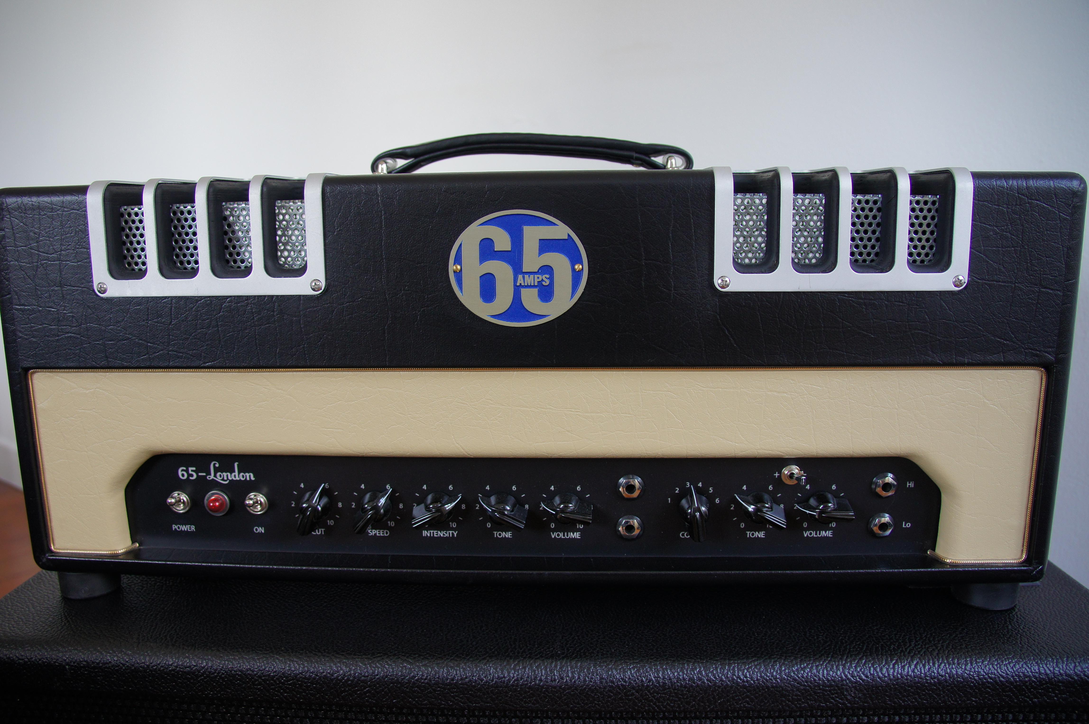 65 Amps London : 65amps london head image 875540 audiofanzine ~ Vivirlamusica.com Haus und Dekorationen