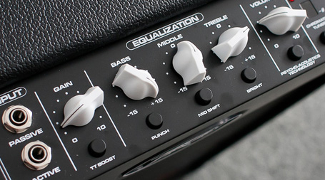 Get The Best Tone From Your Bass Amp Audiofanzine