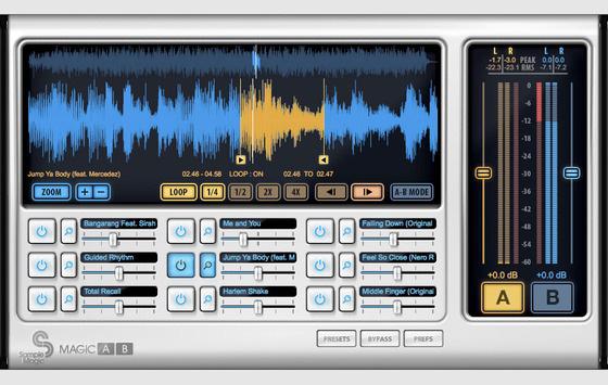 liste d 39 utilitaires malin pour mixer l 39 audio plus facilement audiofanzine. Black Bedroom Furniture Sets. Home Design Ideas