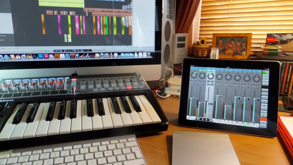The Top iPad Control Surfaces - Audiofanzine