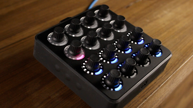 Dj Techtools Unveils The Midi Fighter Twister News