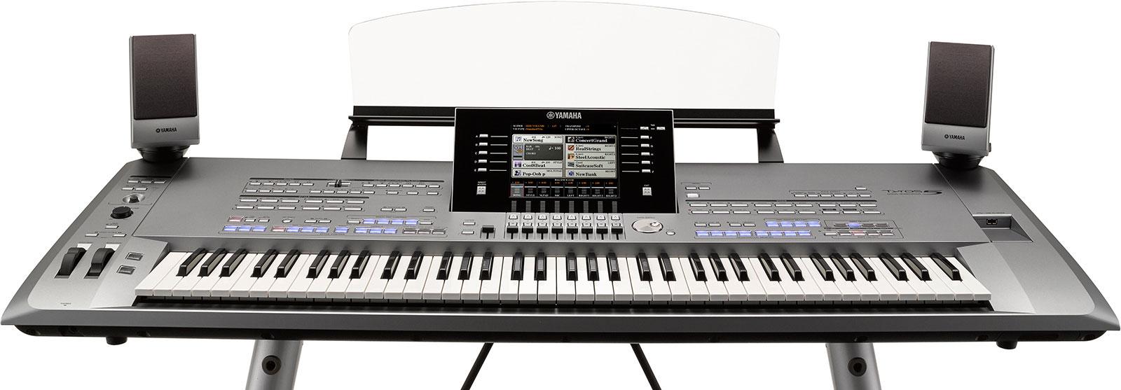 Yamaha N Keyboard