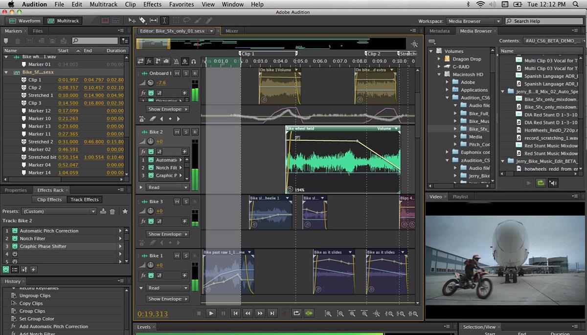 audio editor adobe